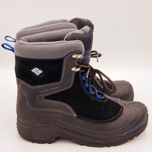 COLUMBIA OMNI-HEAT WATERPROOF BOOTS A385